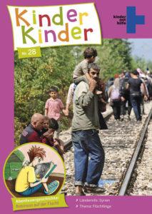 Titelblatt von Kinder, Kinder 28
