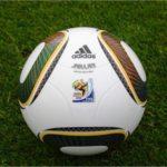 Ein Ball, der extra für die Fußballweltmeisterschaft 2010 in Südafrika hergestellt wurde. (Quelle: Fifa)
